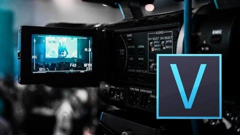 Vegas Pro 15 The Complete Video Editing Masterclass